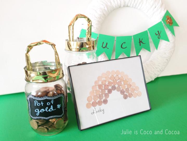 lucky penny crafts st patricks day