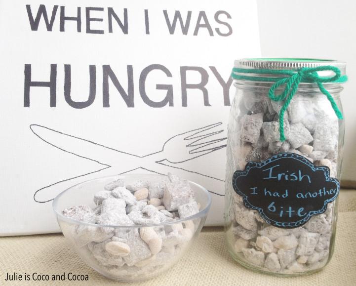 hungry irish snack