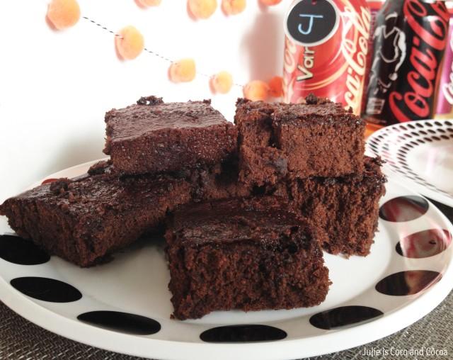 ncaa coke brownies