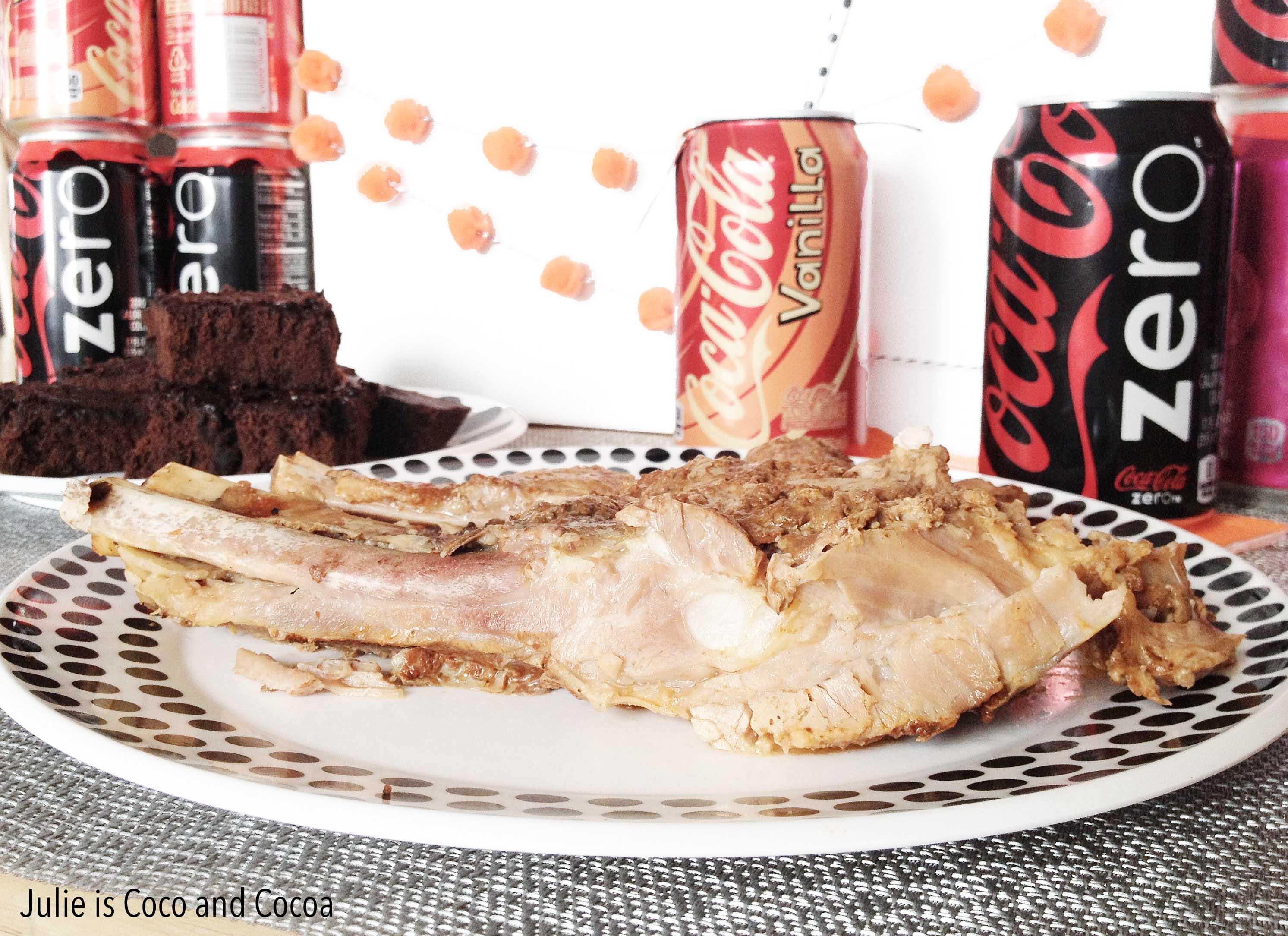 ncaa coke brownies ribs