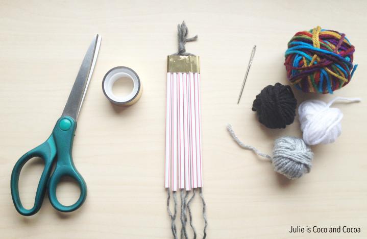 straw weaving start