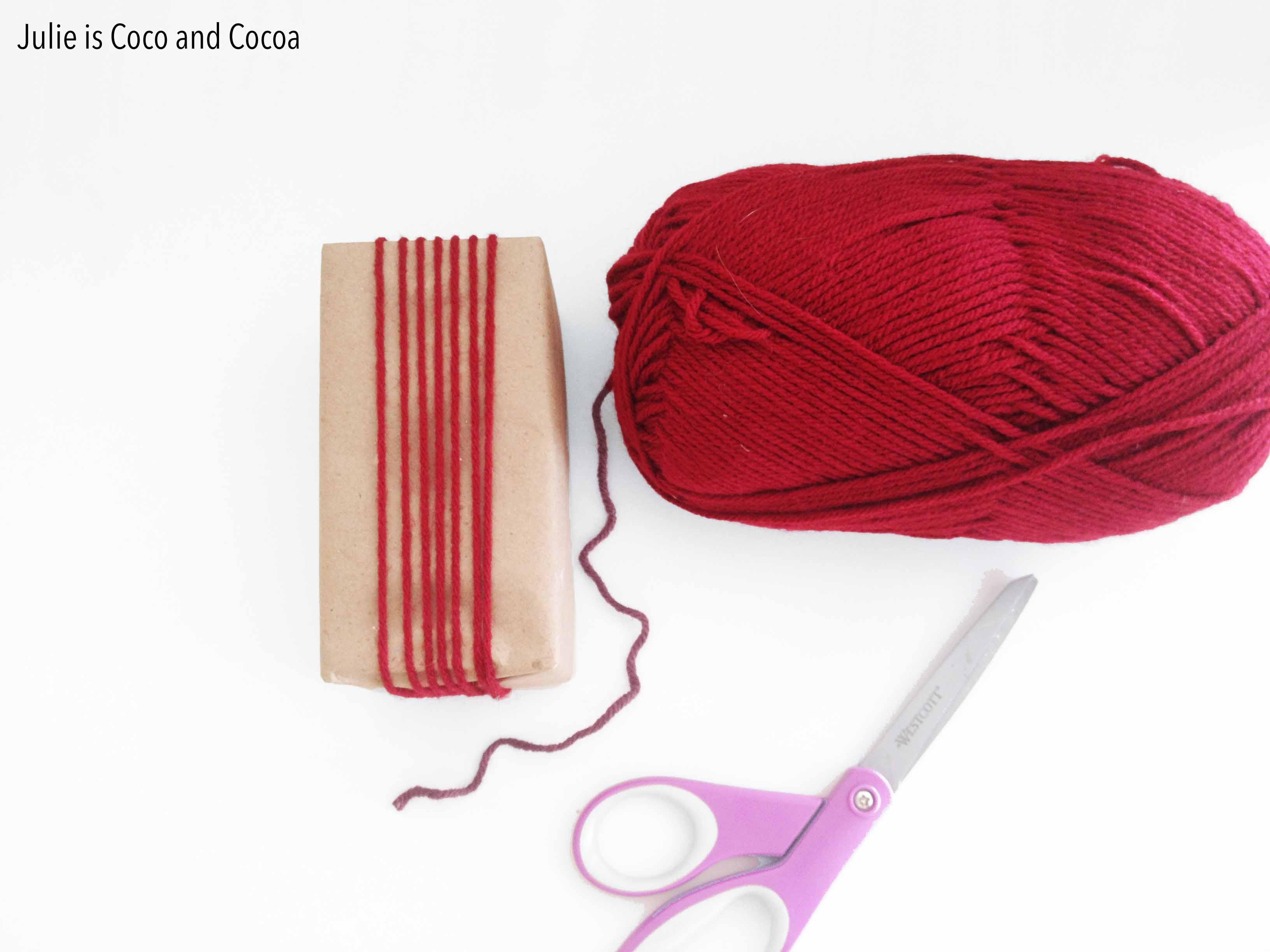 love2love weaving yarn scissors