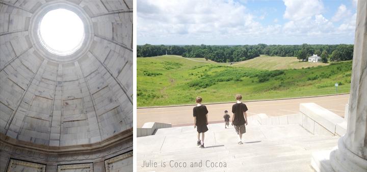 american history zte zmax vicksburg memorials