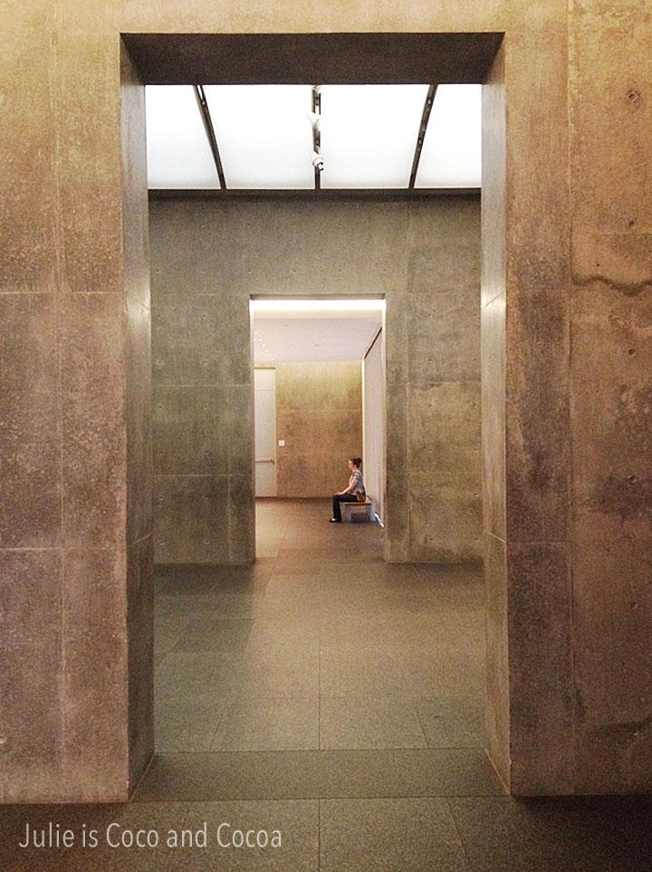 modern art museum fort worth empty modern julie