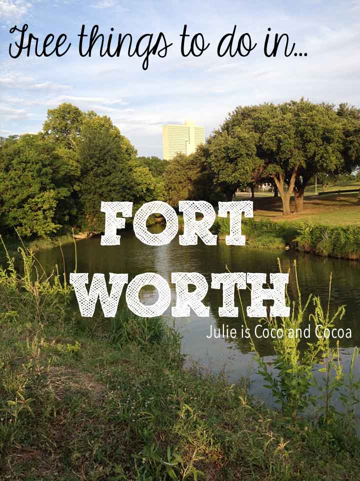 free things to do in fort worth