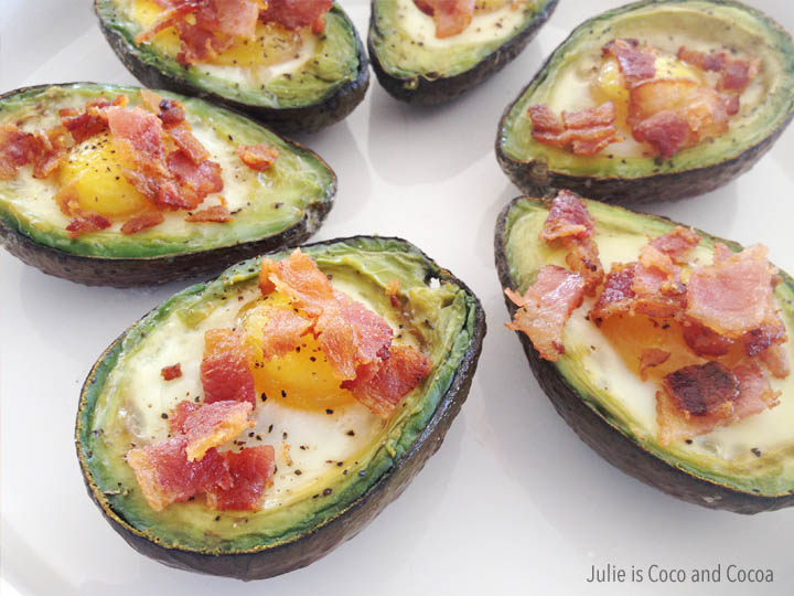 quaker avocado egg bacon