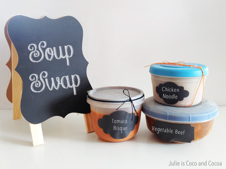 Fall Party Soup Swap
