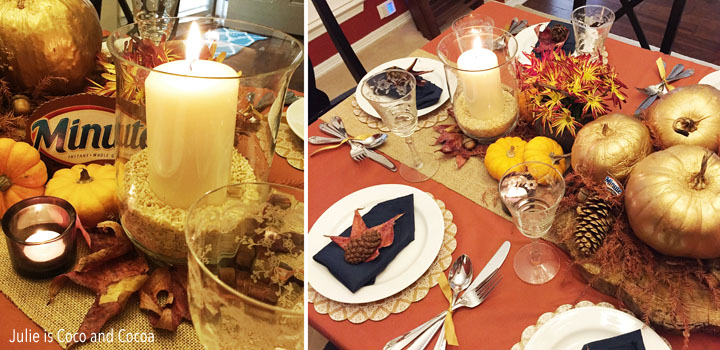Whether you host Thanksgiving or Friendsgiving, serve the guests around your table a delicious feast with Minute® Rice