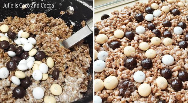 Holiday Baking Hot Cocoa Crispy Treats and Holiday Cake Mix Cookies