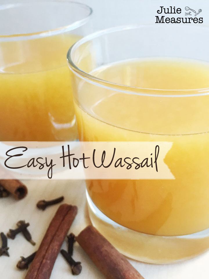 Easy Hot Wassail