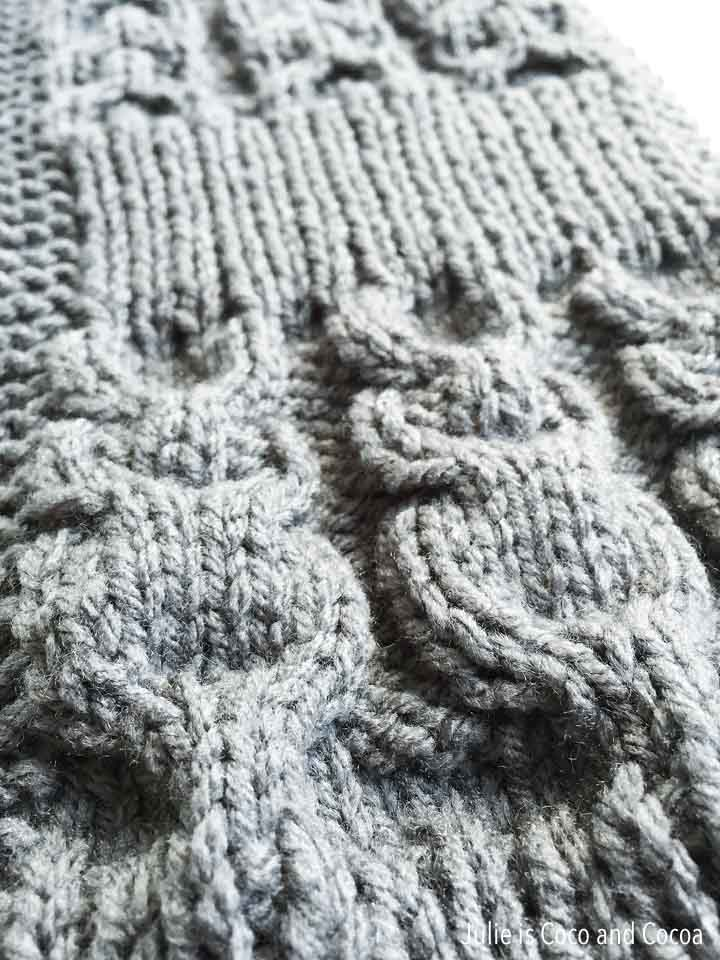owl scarf owls top to bottom