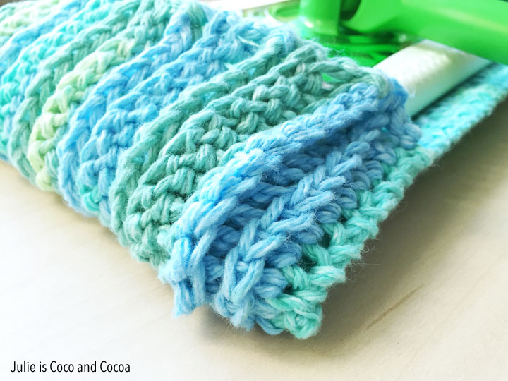 Crochet Cleaning Pad