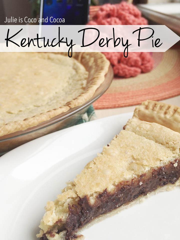 Kentucky Derby Pie and a Derby Hat DIY