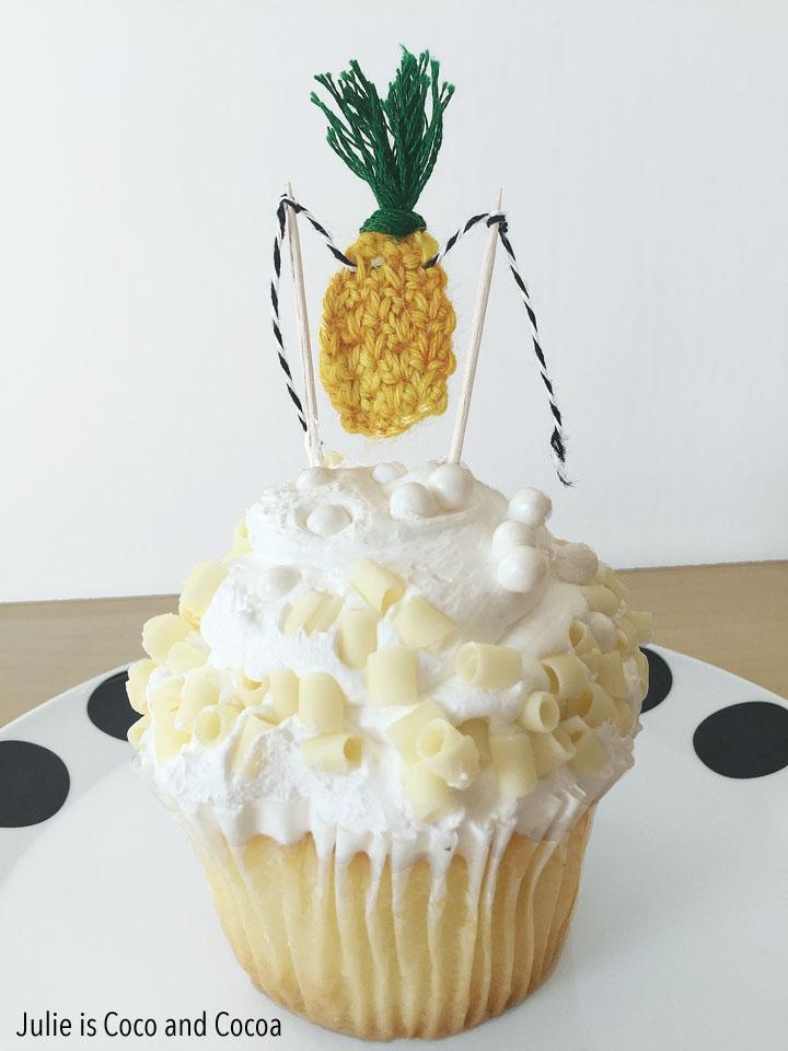 Mini Crochet Pineapple Pattern