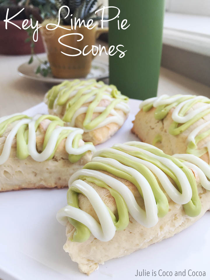 Key Lime Pie Scones Recipe