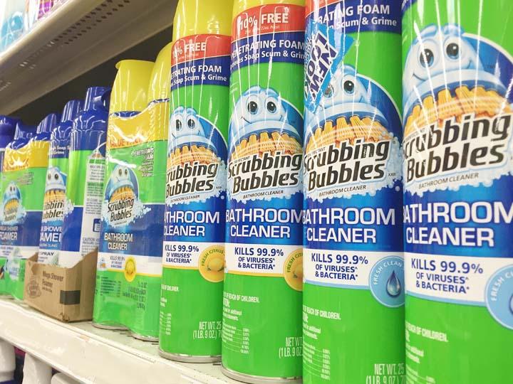 scrubbing bubbles walmart