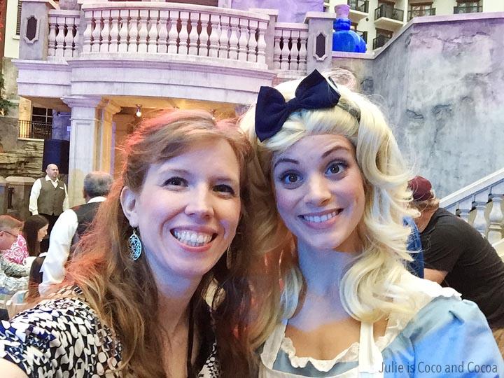 Gaylord Summerfest Alice's Adventure in Wonderland Alice
