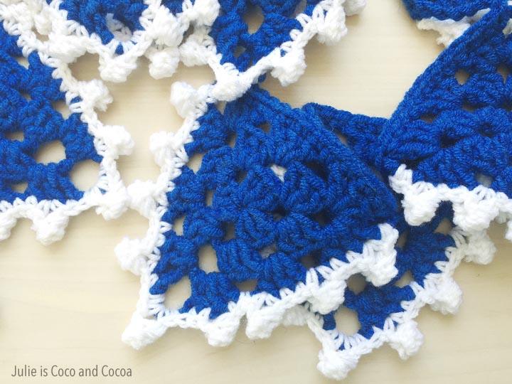 Summer Crochet Bunting