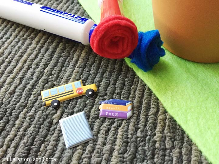 back to school teacher gift markers