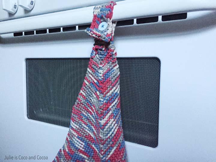 Dish Cloth Knit Pattern