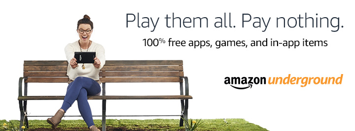 Educational Apps for Kids from Amazon Underground