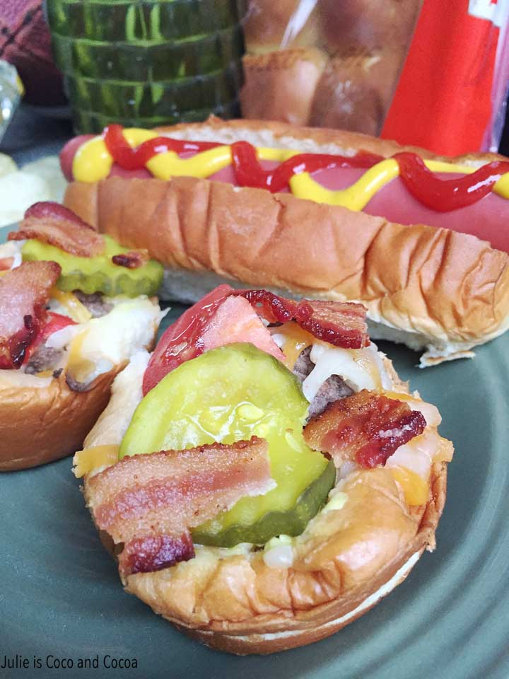Ultimate Hamburger Appetizer