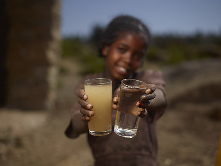 Emergen-C Water Charity