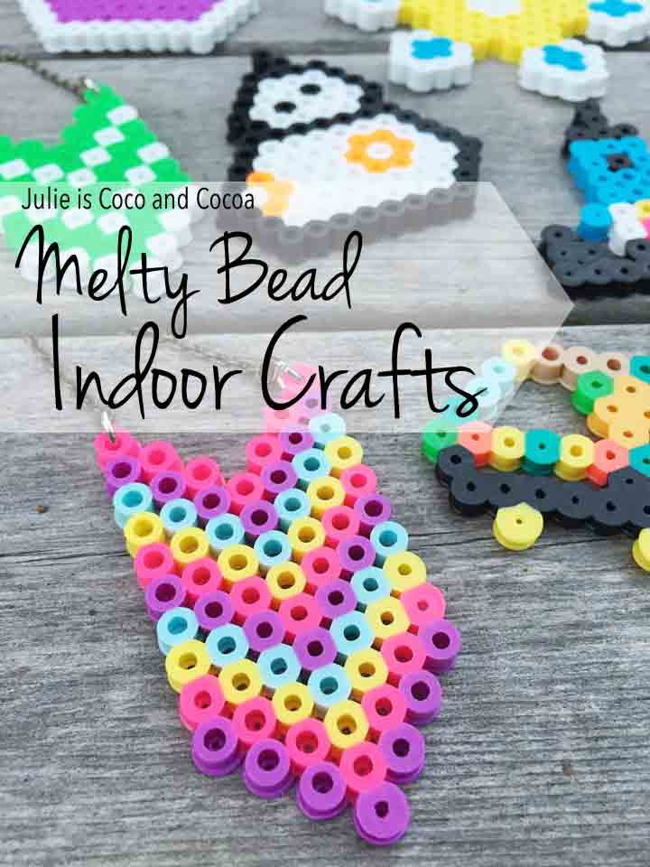 Melty Bead Indoor Crafts