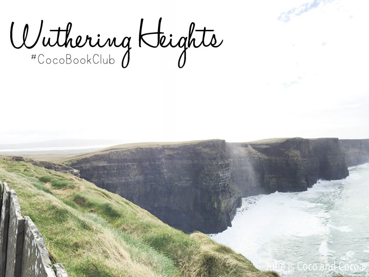 Wuthering Heights + March Book Club