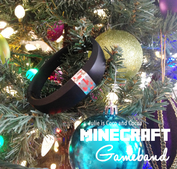 Minecraft Gameband – For your Minecraft fanatic