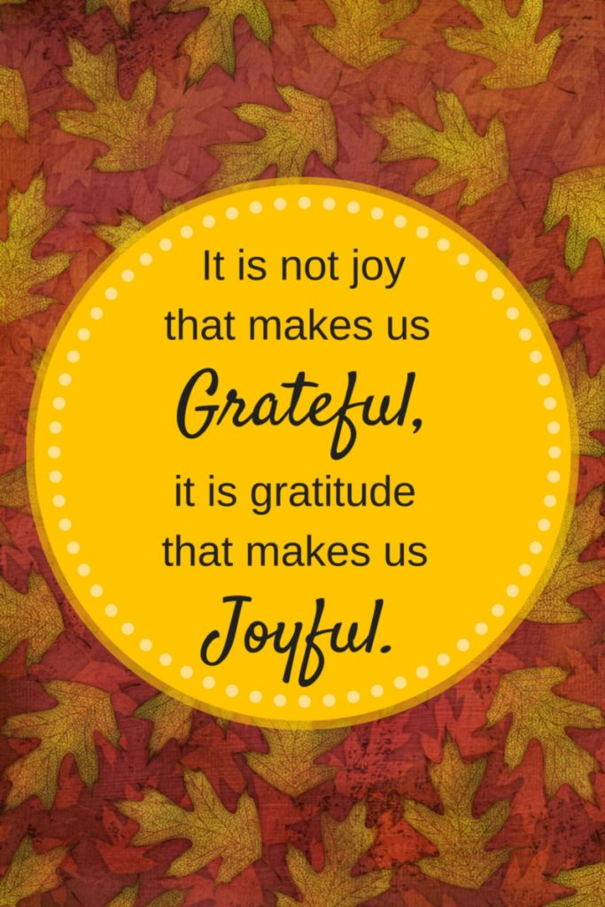 Grateful Joyful – Free Thanksgiving Graphic