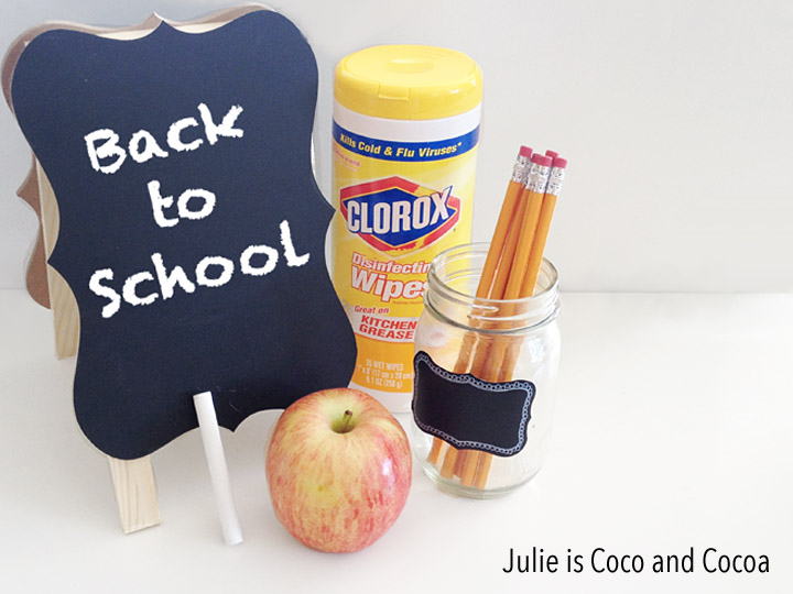Back to School and Back to Clean