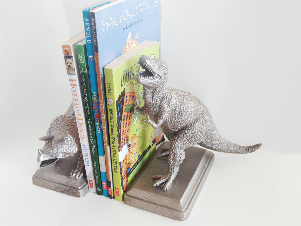 DIY Kids Toy Bookends