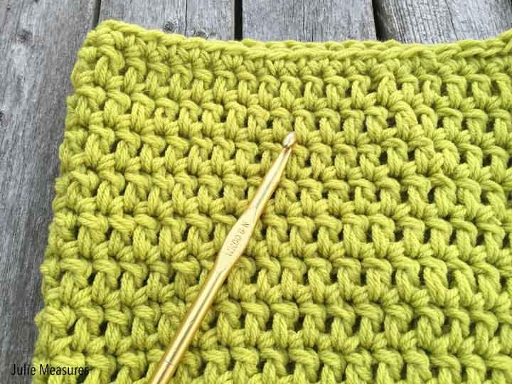 Bulky Cowl Double Crochet Pattern Julie Measures