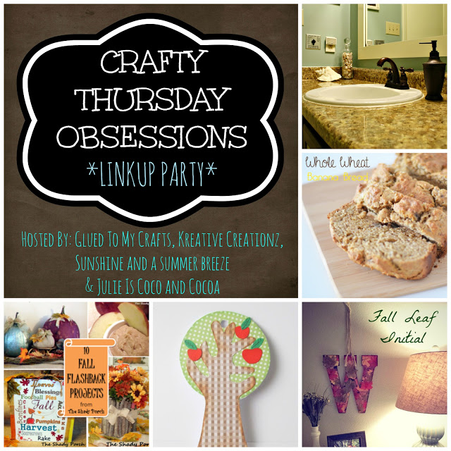Crafty Thursday Obsessions {31}