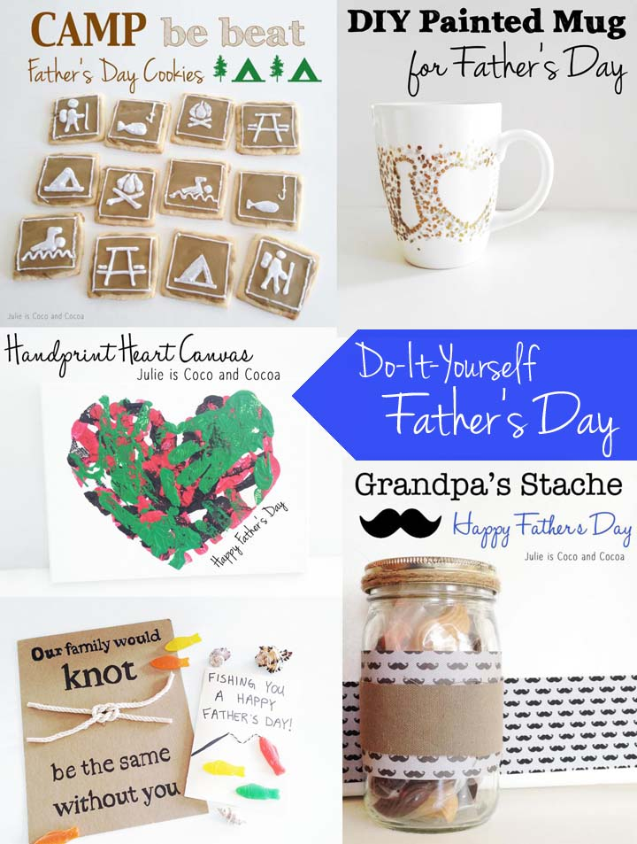 Do-It-Yourself Father's Day Gift Ideas