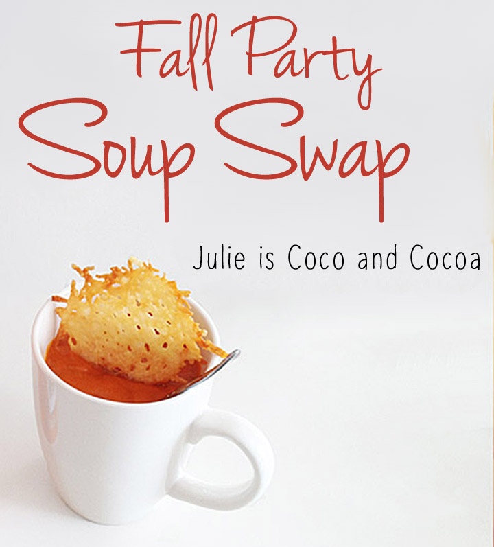Fall Soup Swap Party