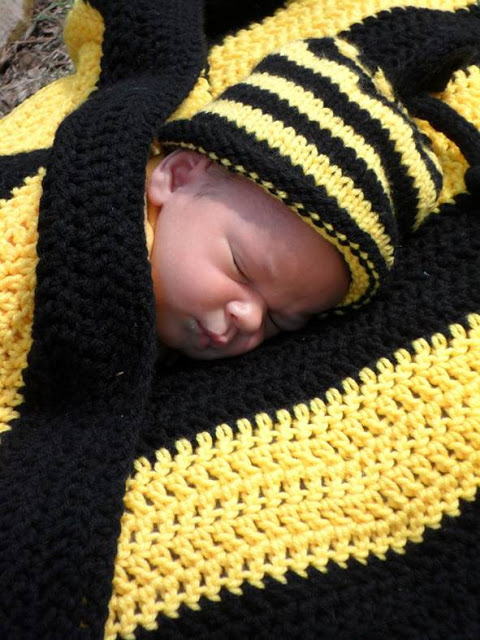 Bumble Bee Baby