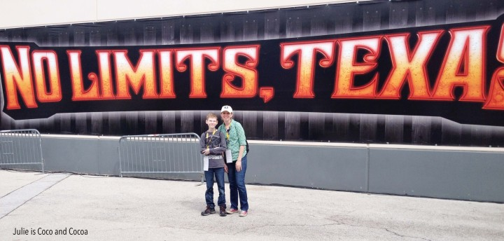 Welcome to No Limits, Texas and my first NASCAR experience