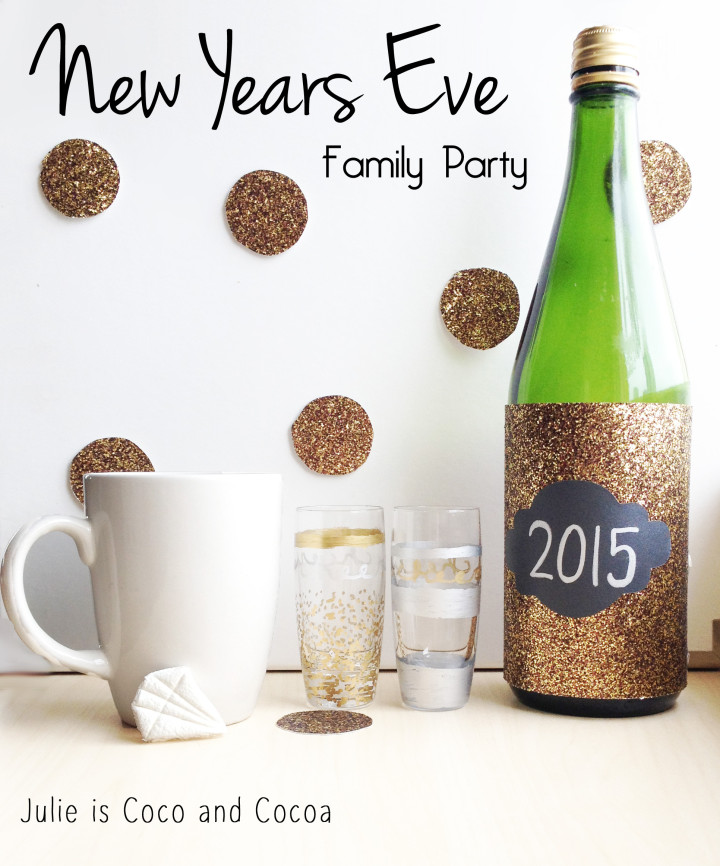 Family Friendly New Years Eve Party Planning