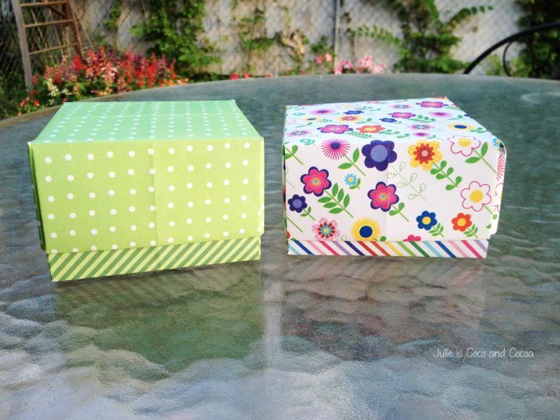 Paper Box Folding