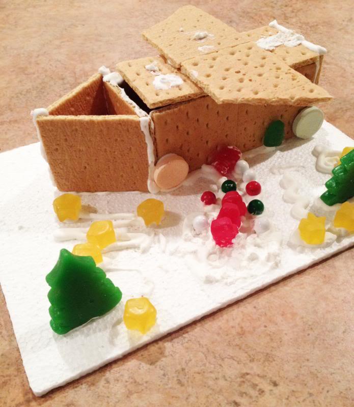 Santa's Gingerbread Plane