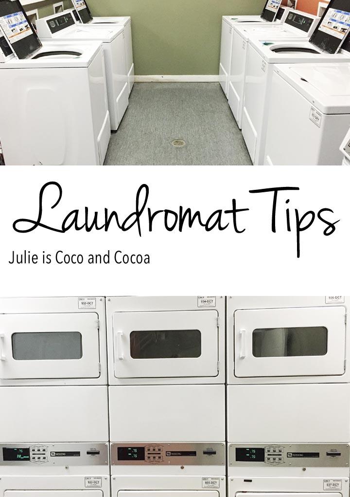 7 Laundromat Tips