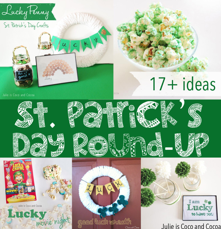 St. Patrick's Day Round-Up