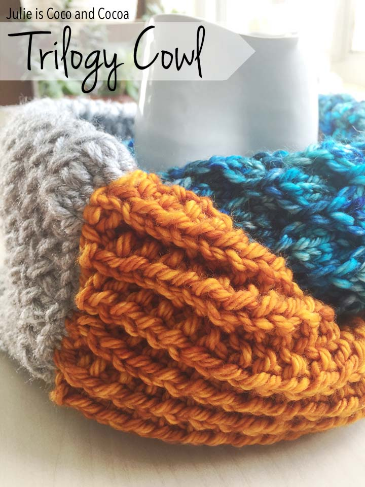 Trilogy Cowl Pattern