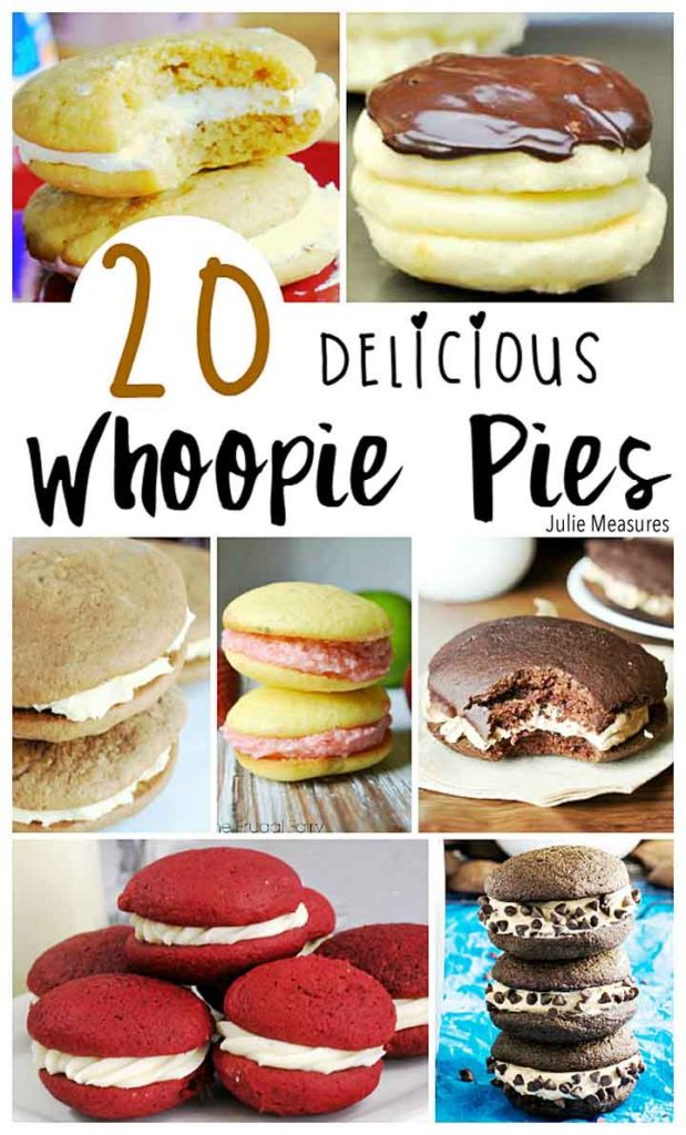 20 Delicious Whoopie Pies Recipes