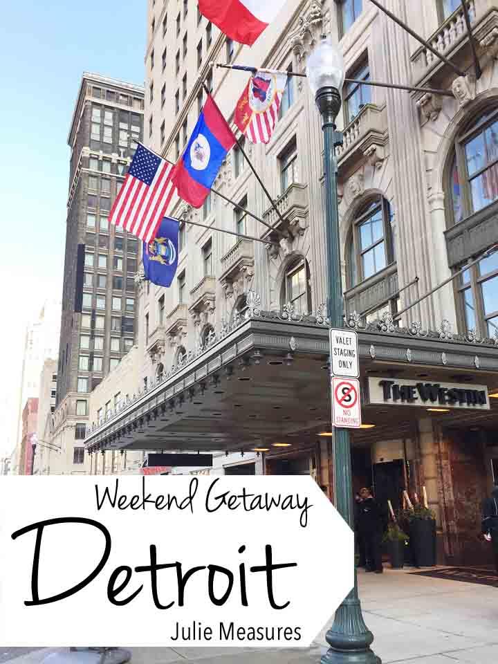 Detroit Weekend Getaway