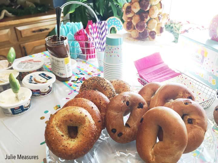 Donut Theme Baby Shower