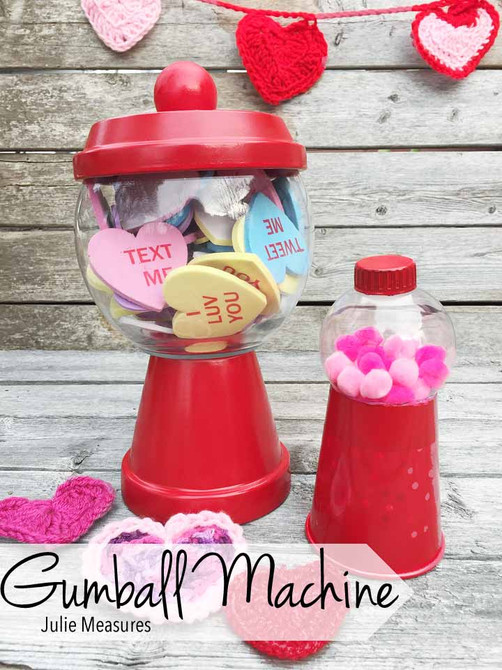 A Sweet Gumball Machine That You Can DIY