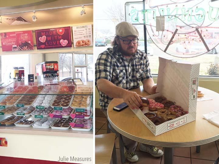 Daytime Doughnut Date